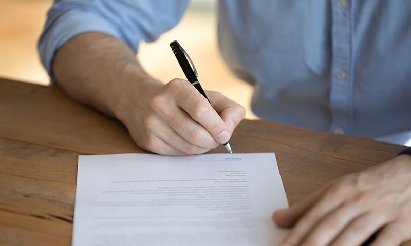 Voordelen testament opstellen